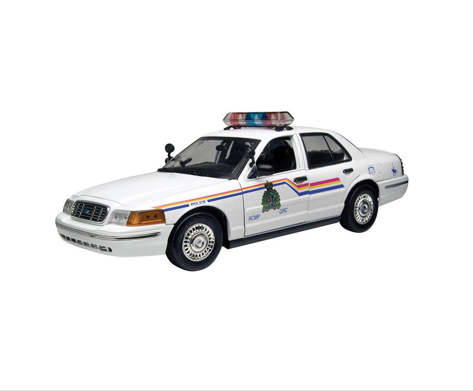 2010 RCMP Ford Crown Victoria