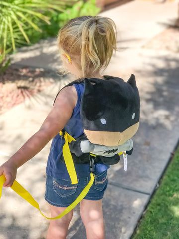 KidsEmbrace harness buddy - KidsEmbrace tether harness - KidsEmbrace Batman harness buddy
