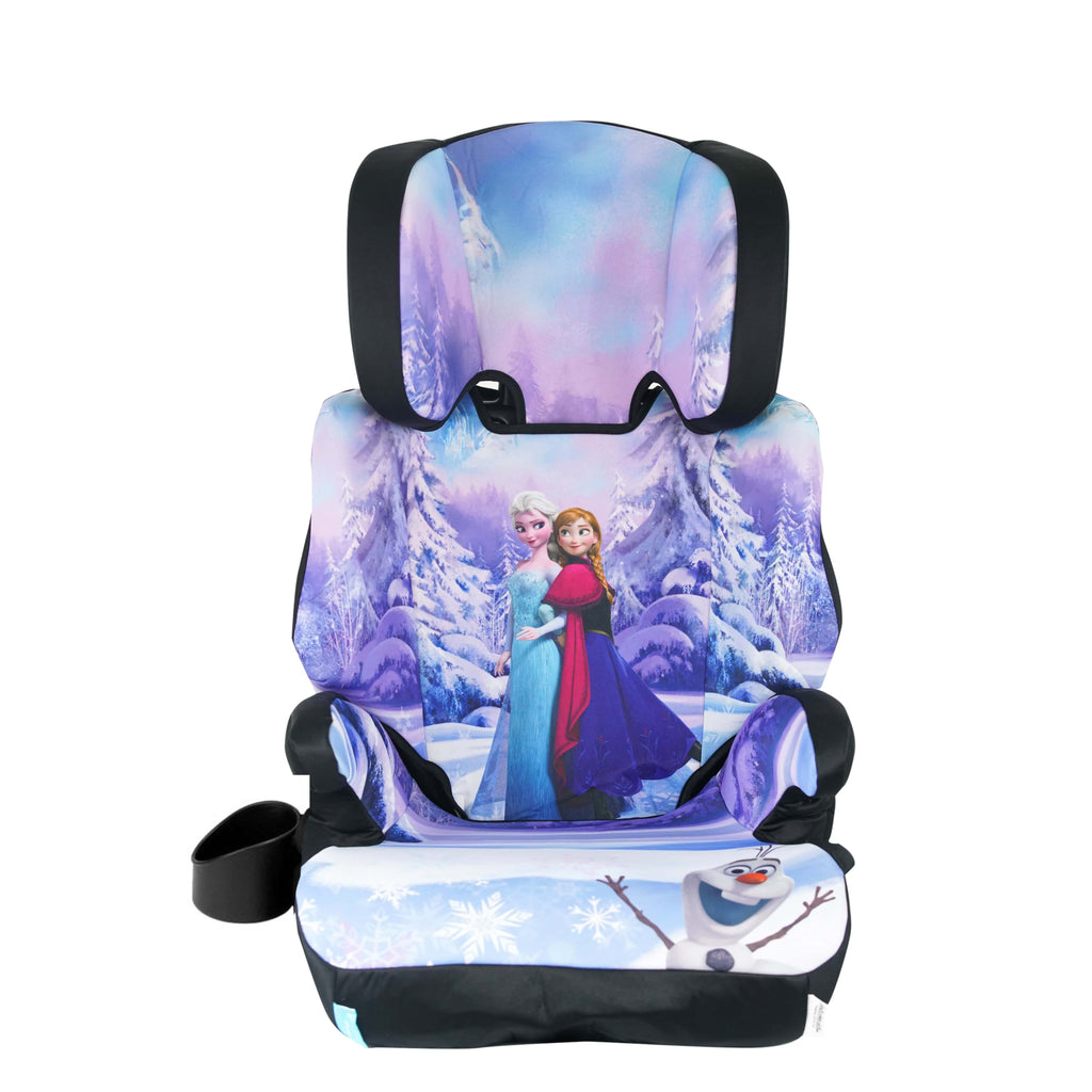 KidsEmbrace Disney Frozen High Back Booster Car Seat