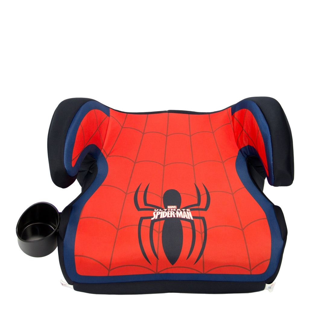 KidsEmbrace Marvel Spider-Man Backless Booster Car Seat