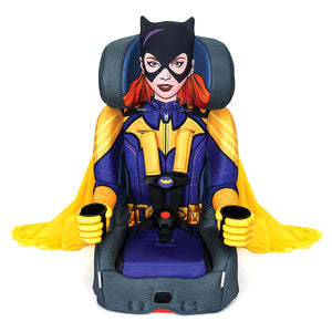 KidsEmbrace DC Comics BatGirl Combination Booster Car Seat