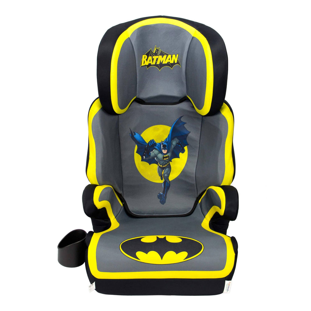 KidsEmbrace DC Comics Batman High Back Booster Car Seat