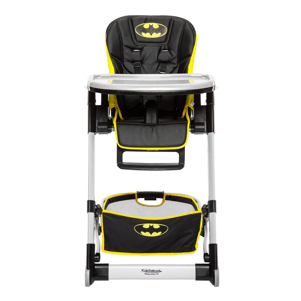 Stupendous Kidsembrace Dc Comics Batman Deluxe High Chair Machost Co Dining Chair Design Ideas Machostcouk