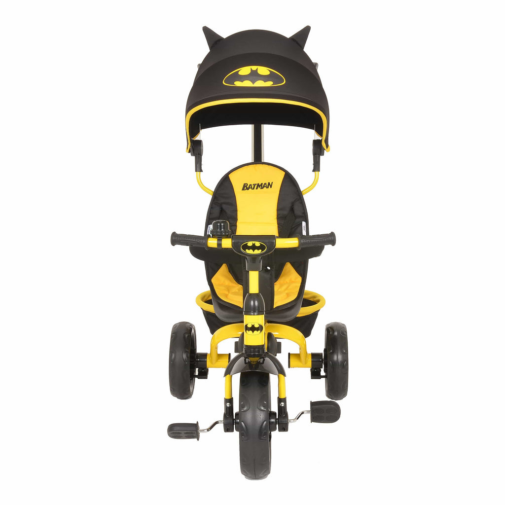 Batman 4 in 1 Push and Pedal Trike/Stroller