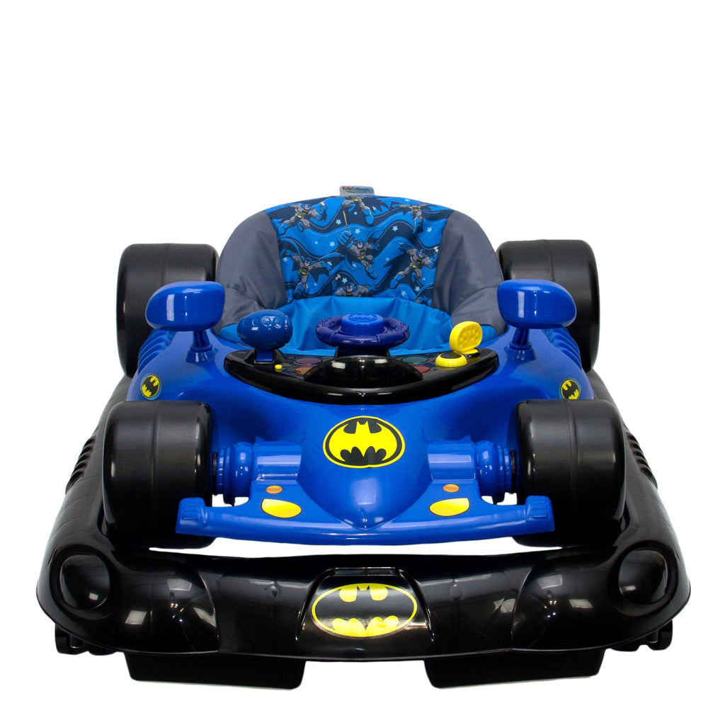 Car with Music and Lights by Kids Embrace WB KidsEmbrace Baby Batgirl Activity Walker