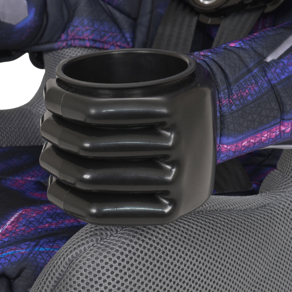 KidsEmbrace 2-in-1 Harness Booster Car Seat, Marvel Black Panther