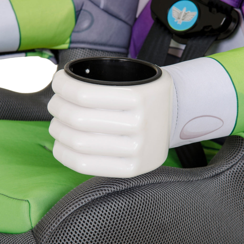 Buzz Lightyear Combination Harness Booster Car Seat