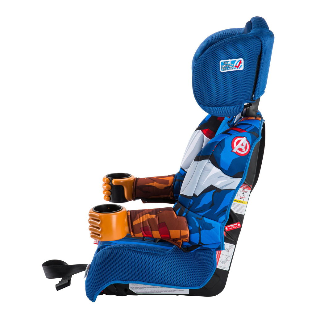 Incredible Captain America Combination Booster Car Seat By Kidsembrace Pabps2019 Chair Design Images Pabps2019Com