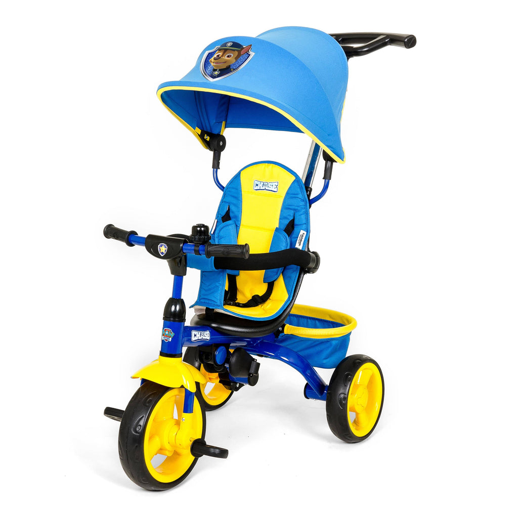 Chase 4 in 1 Push and Pedal Trike/Stroller