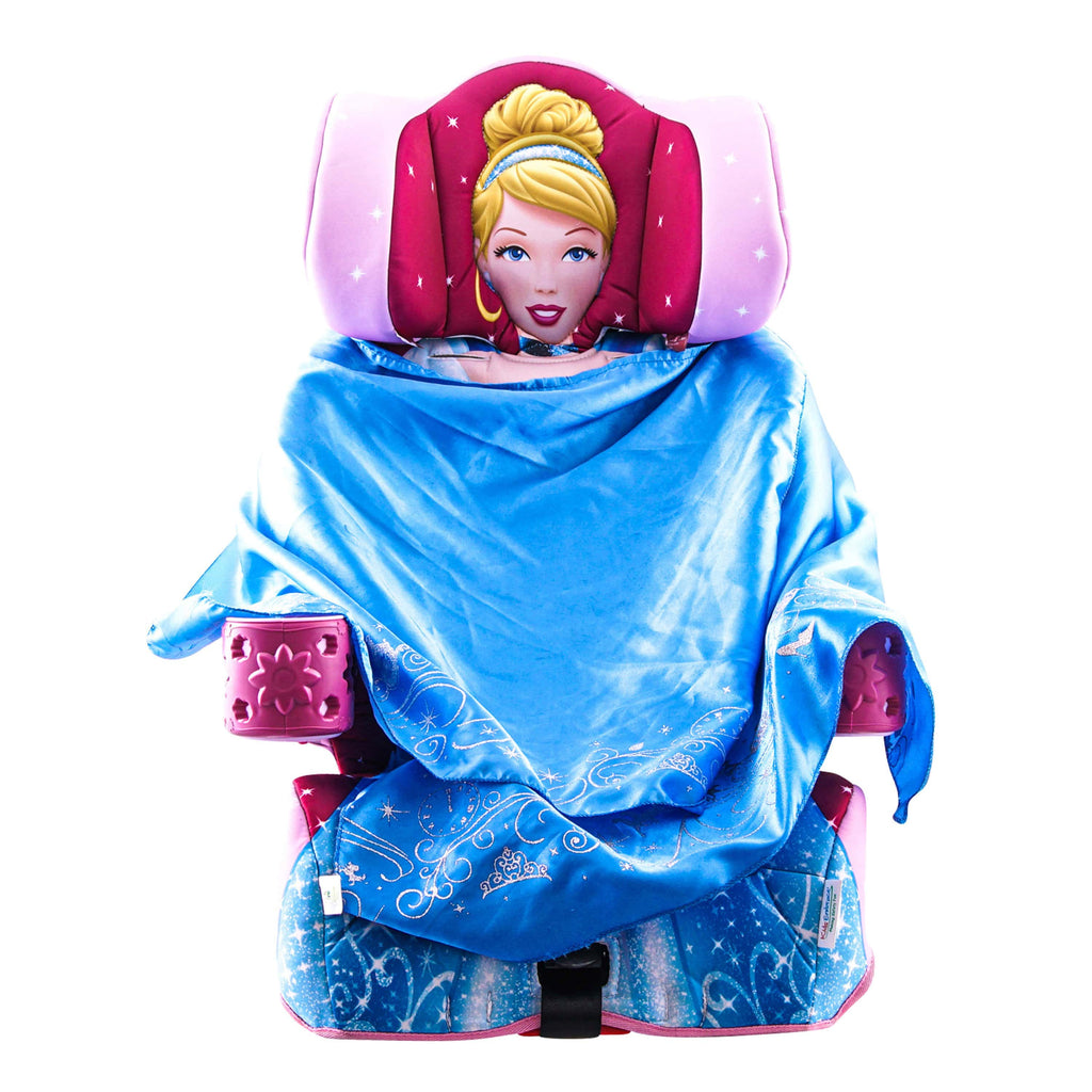 KidsEmbrace Disney Cinderella Combination Harness Booster Car Seat
