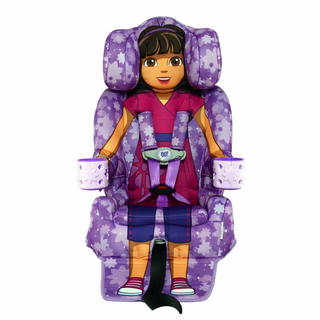 KidsEmbrace Nickelodeon Dora and Friends Combination Harness Booster Car Seat