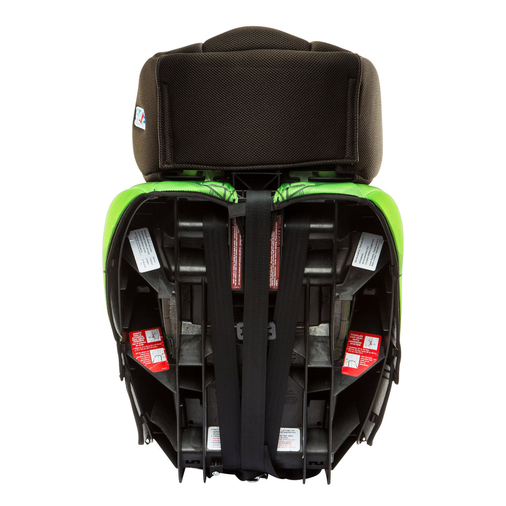 KidsEmbrace Marvel Avengers Incredible Hulk Combination Harness Booster Car Seat