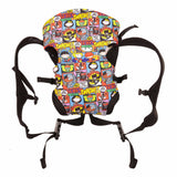 KidsEmbrace DC Comics Justice League Chibi Deluxe Baby Carrier with Hood