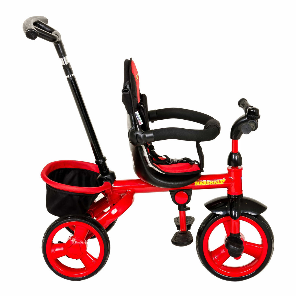 Marshall 4 in 1 Push and Pedal Trike/Stroller