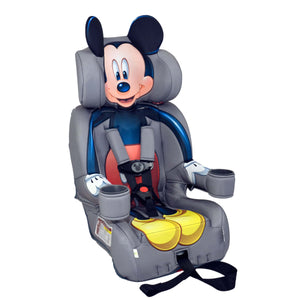 KidsEmbrace Disney Mickey Mouse Combination Harness Booster Car Seat