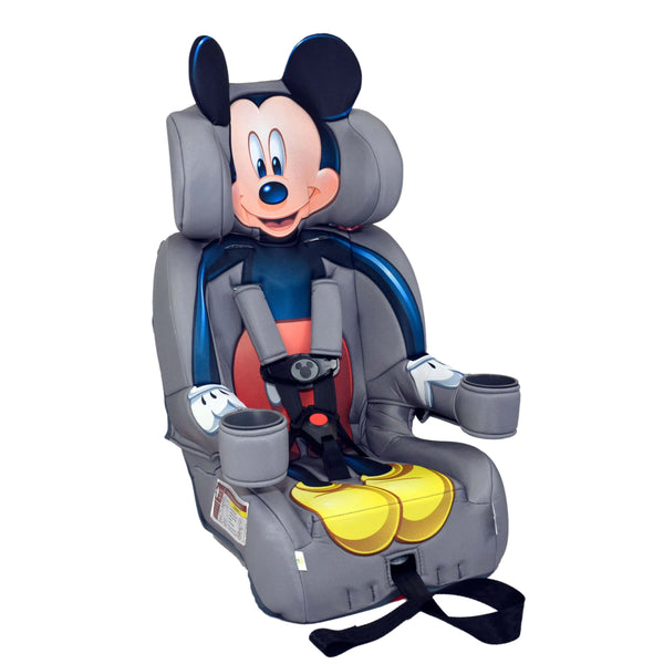 Disney® MINNIE MOUSE Childs Baby Car Seat Booster Group 2//3 15-36 kgs 2in1