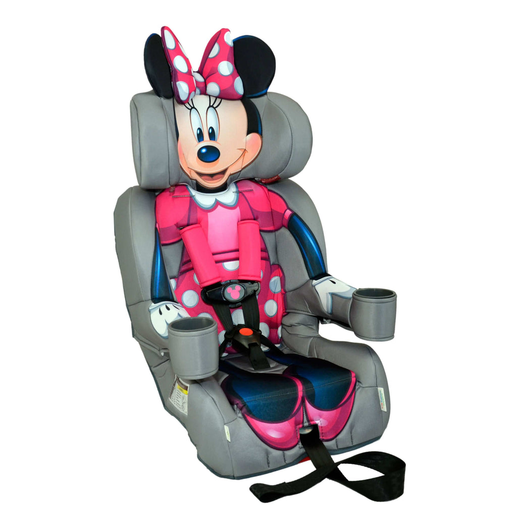 Kidsembrace Disney Minnie Mouse Combination Booster Car Seat