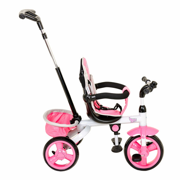 Skye 4 in 1 Push and Pedal Trike/Stroller