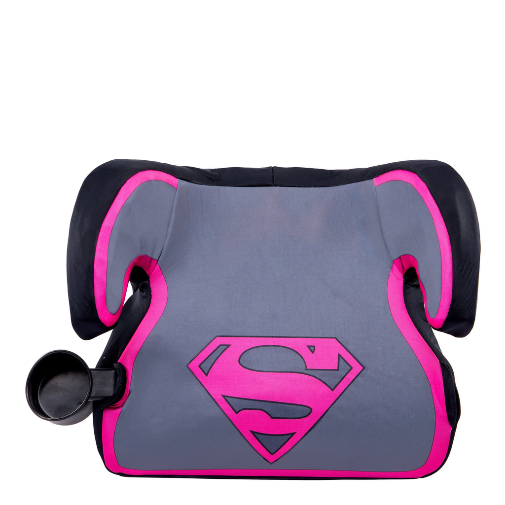 KidsEmbrace DC Comics Supergirl Ultra Backless Booster Car Seat