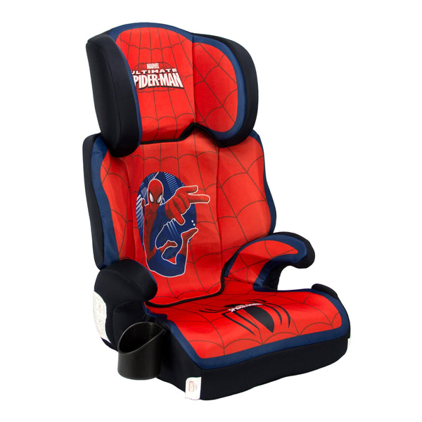 KidsEmbrace Marvel Ultimate Spider-Man High Back Booster Car Seat