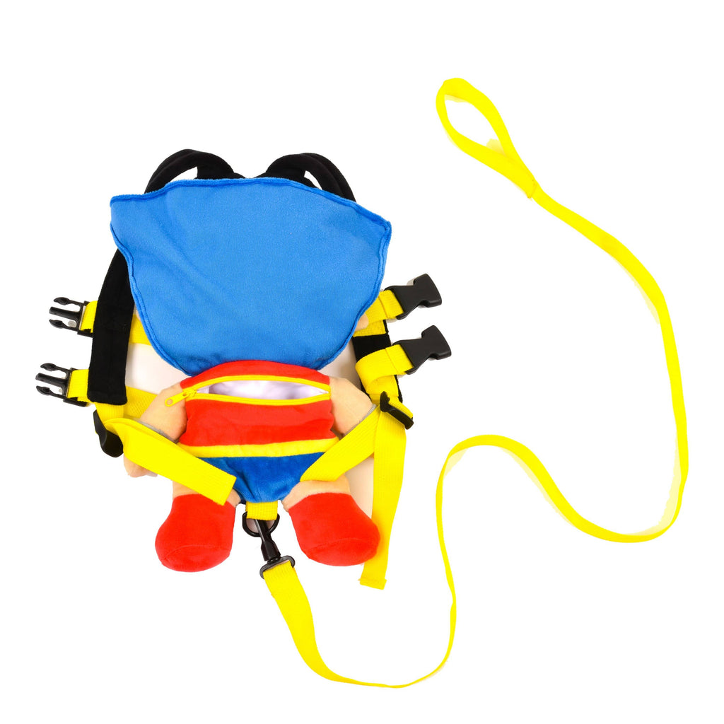 KidsEmbrace DC Comics Wonder Woman 2 in 1 Harness Buddy