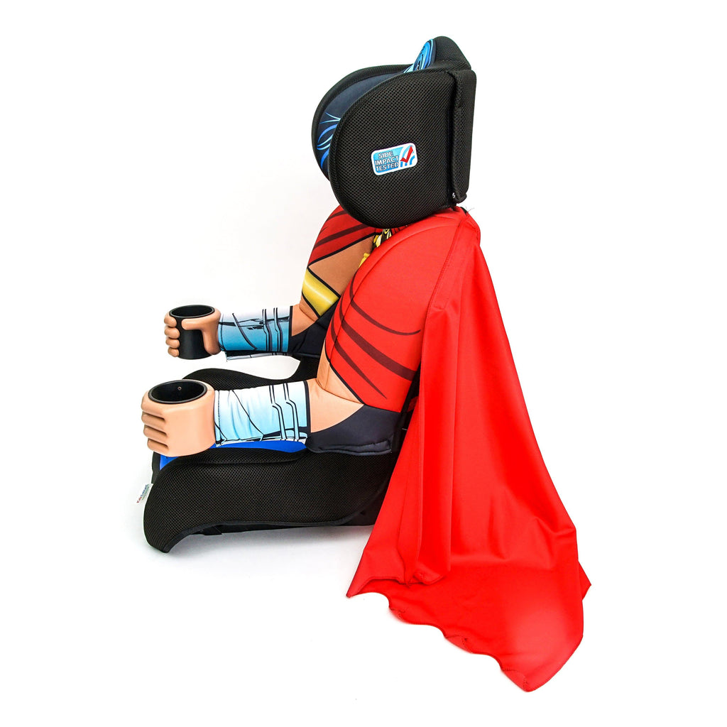 KidsEmbrace DC Comics Wonder Woman Combination Booster Car Seat