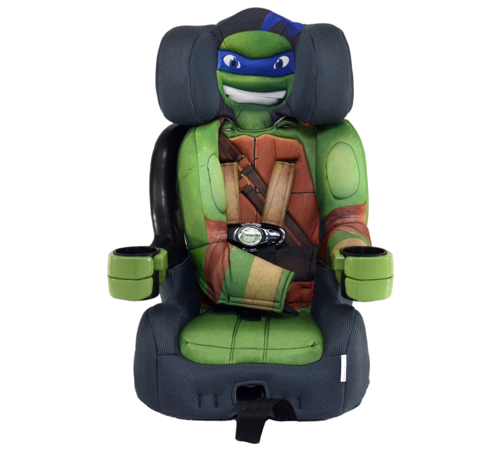 tmnt leo combination booster car seat by kidsembrace. Black Bedroom Furniture Sets. Home Design Ideas