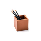 SQUARE PENCIL HOLDER