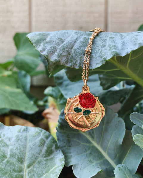 Rose Garden Necklace Style 2