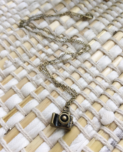 Photographer's Amulet Necklace