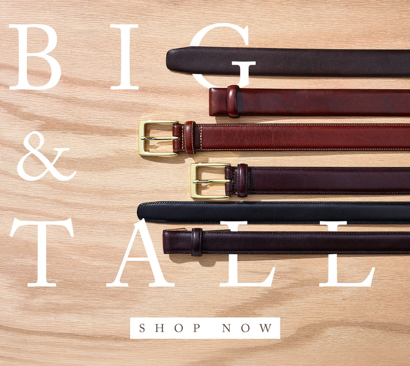 Big & Tall | Belts & Braces