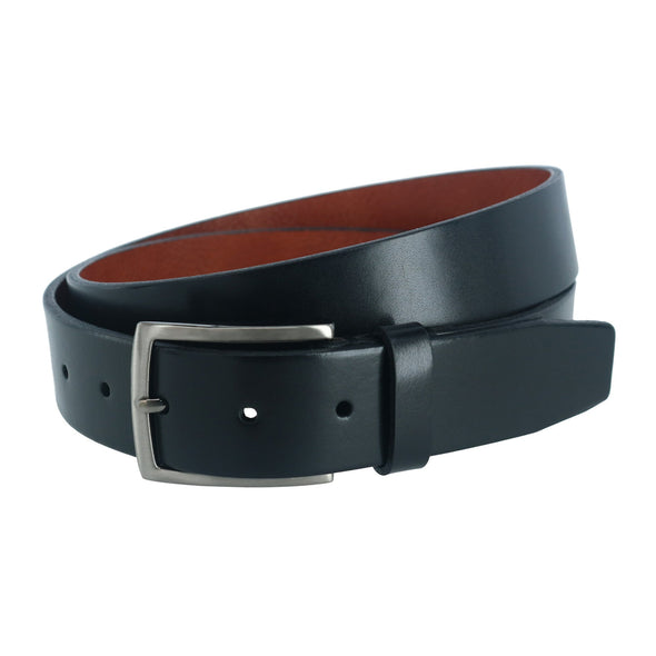 Enrico 35mm Italian Leather Casual Belt
