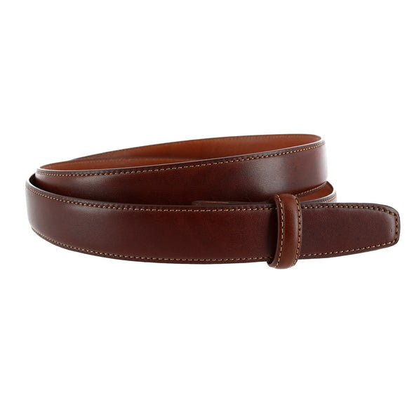Cortina Leather 1 Inch Belt Strap