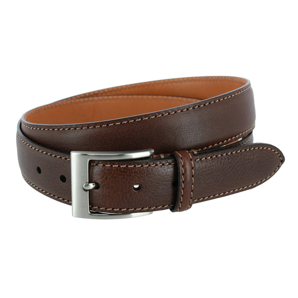 35mm Brandon Leather Belt