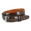 Genuine Alligator Belt (Two Buckle Set)
