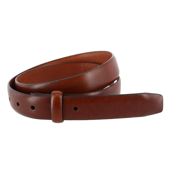 30mm Cortina Leather Harness Belt Strap