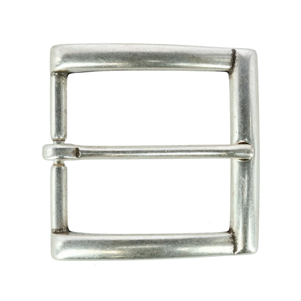 40mm Thick Square Solid Brass Belt Buckle
