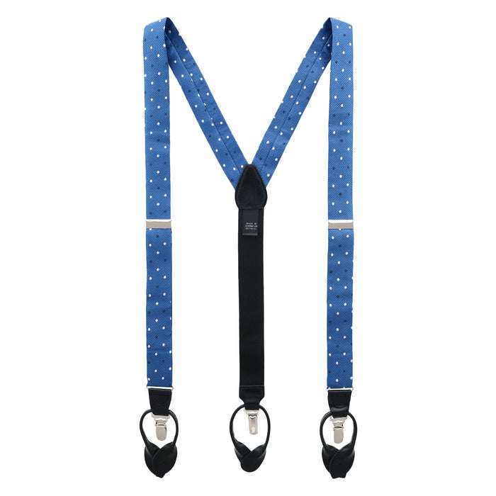 32MM Polka Dot Convertible Braces