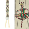 Big and Tall Limited Edition High Strung Silk Braces