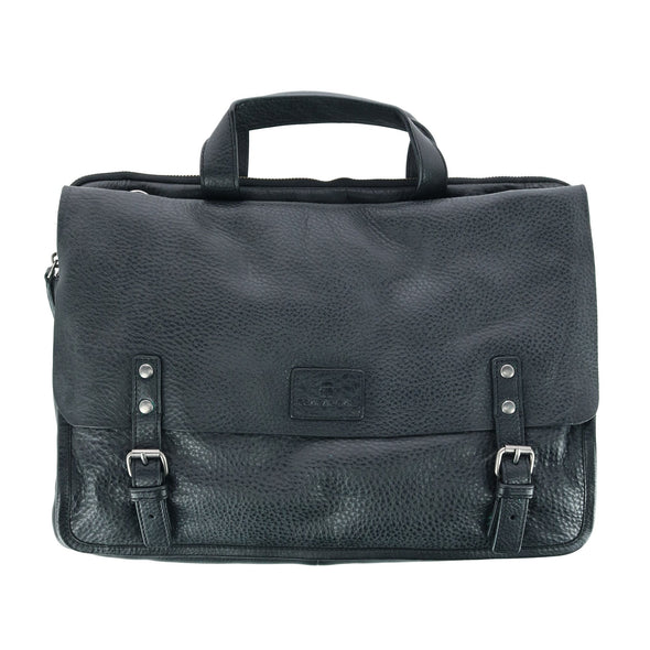 Murray Hill Messenger Leather Bag