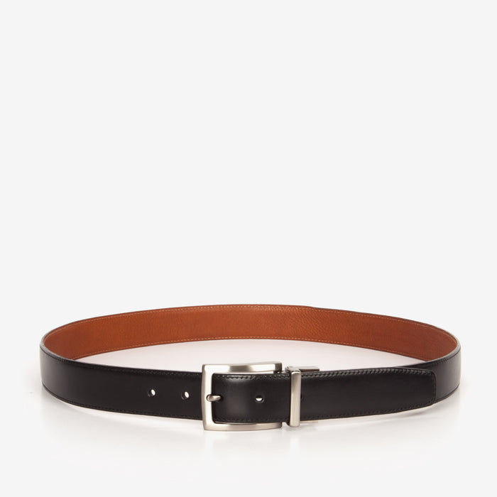 Allen Reversible Leather Dress Belt