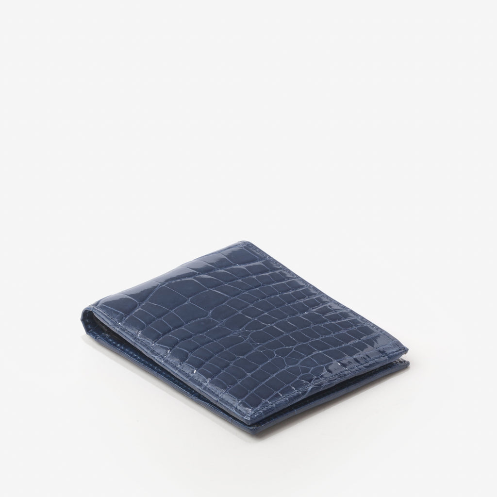 Alligator Double Billfold Wallet Trafalgar Store