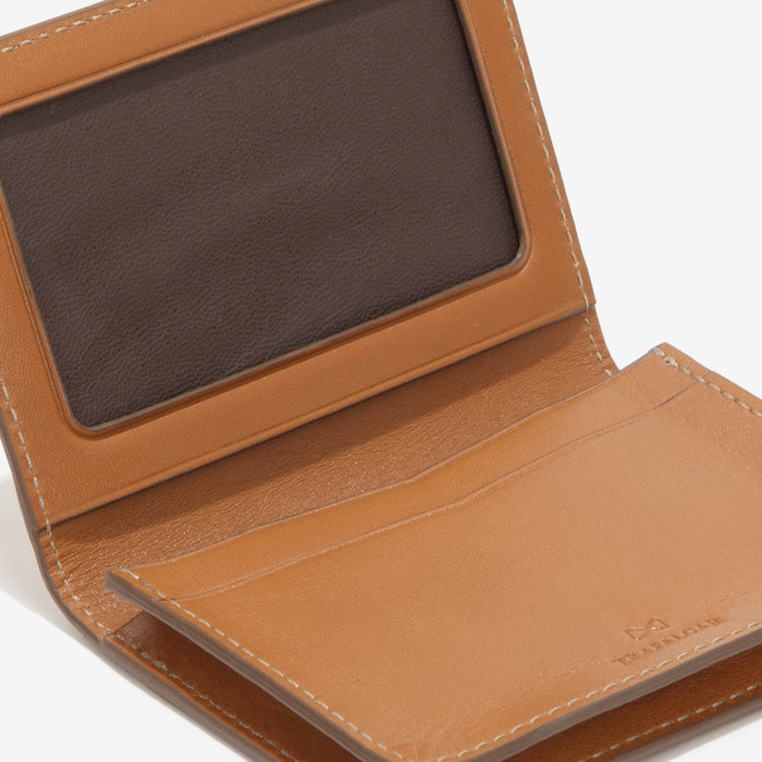 Coleton Gusset Card Case RFID Wallet
