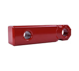 "Shackle Block 1.25"" - Red"
