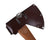1.25lb Premium Velvicut® Hudson Bay Belt Hatchet w/full leather sheath