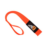 A6™ WINCH HOOK Pull Strap - SAFETY ORANGE - 1 inch wide