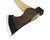 "2lb Wood-Craft Camp Carver, 16"" Curved Handle with Leather Mask"