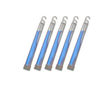 "6"" Chemlights - BLUE (Pack of 5)"