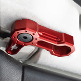 L-SHAPED ROOF LOCKS - JL/JT JEEP (Set of 6) RED