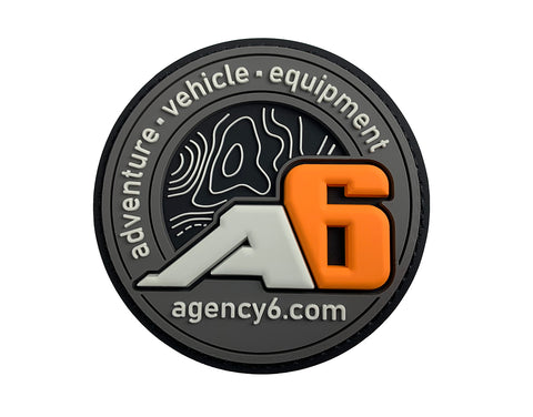 Agency 6 Patch
